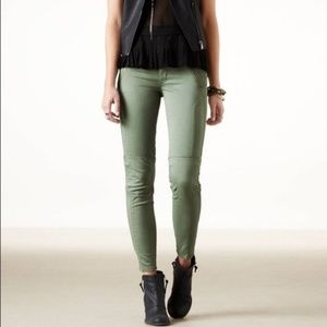 AEO jegging ankle super stretch jeans
